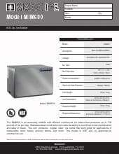 Maxximum MIM600.SpecSheet.pdf