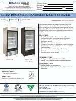 Maxximum MXM1-12FB.SpecSheet.pdf