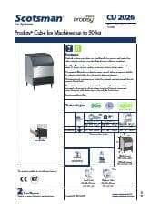 Scotsman CU2026SA-6.SpecSheet.pdf