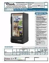 True Manufacturing Co., Inc. GDM-10PT-HC~TSL01.SpecSheet.pdf
