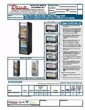 True Manufacturing Co., Inc. GDM-15-RTO-HC-LD.SpecSheet.pdf