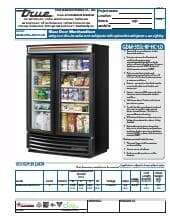 True Manufacturing Co., Inc. GDM-35SL-RF-HC-LD.SpecSheet.pdf