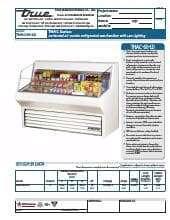 True Manufacturing Co., Inc. THAC-60-LD.SpecSheet.pdf