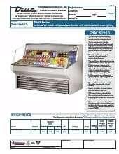 True Manufacturing Co., Inc. THAC-60-S-LD.SpecSheet.pdf