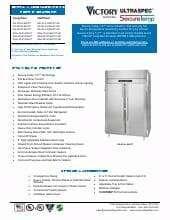 Victory Refrigeration RS-2D-S1-EW-PT.SpecSheet.pdf