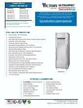 Victory Refrigeration RS-2D-S1-PT.SpecSheet.pdf