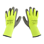 FMP 133-1840 Cut Resistant Freezer Gloves by Tucker Safety Products X-Large  level 3 ANSI compliant  sold by the pair