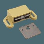 FMP 134-1075 Magnetic Cabinet Catch Plastic housing  12 lb pull