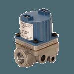 """FMP 146-1005 Basotrol Gas Solenoid 3/8"""" NPT inlet and outlet"""