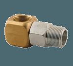 """FMP 157-1133 3/4"""" NPT Swivel Gas Fitting by T&S Brass"""