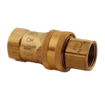 """FMP 157-1134 3/4"""" NPT Quick Disconnect by T&S Brass"""