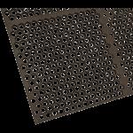FMP 280-1008 Optimat Floor Mat by Teknor Apex Grease-resistant  3' x 6'