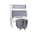 Follett LLC DEV1300SG-48-ICS125 Ice-DevIce™ with Cambro ICS125L Cart