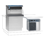 Follett LLC HMC1410WVS Horizon Elite™ Micro Chewblet™ ice machine with