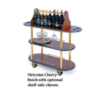 Geneva 37207 Wine Cart