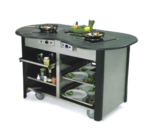 Geneva Geneva 63070 Creation Station™ Mobile Cooking Cart