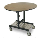 Geneva 74420 Classic Series Room Service Table