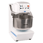 Globe GSM175 Spiral Dough Mixer with Dual Motors