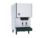 """Hoshizaki DCM-270BAH-OS    16.56"""" Nugget Ice Maker Dispenser, Nugget-Style - 200-300 lbs/24 Hr Ice Production, Air-Cooled, 115 Volts"""