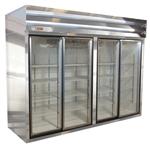 Howard-McCray GSR102-S 103.75'' Section Refrigerated Glass Door Merchandiser
