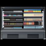 Infrico USA IAG-ML18CM1 77.00'' Air Curtain Open Display Merchandiser with