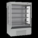 Infrico USA IAG-ML9IM1 40.00'' Air Curtain Open Display Merchandiser with