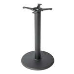 JMC Furniture ECONOMY 18 ROUND BASE Economy Table Base