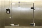 "Kolpak KF7-0814-CR Walk-In Cooler 7'-6.25"" H, 7'-9"" W, 13'-6"" L with Era floor"