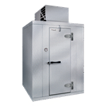 Kolpak P6-1208-CT Walk-In Cooler & Top Mounted Compressor