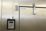 "Kolpak QS6-0812-FT Walk-In Freezer 6'-6.25"" H, 7'-9"" W, 11'-7"" L with Era floor"
