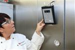 "Kolpak QS6-1010-FT Walk-In Freezer 6'-6.25"" H, 9'-8"" W, 9'-8"" L with Era floor"
