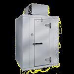 Kolpak QSX6-0812-CT Walk-In Cooler & Top Mounted Compressor