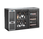 Krowne Metal Krowne Metal BS60L Refrigerated Back Bar Storage Cabinet