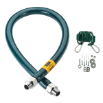 Krowne Metal M5024C Royal Series Moveable Gas Connection Kit