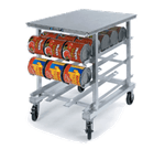 Lakeside Manufacturing 338 Can Storage & Dispensing Rack