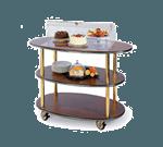 Lakeside Manufacturing Lakeside Manufacturing 36303 Dome Display Dessert Cart