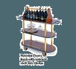 Lakeside Manufacturing 37207 Wine Cart
