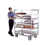 Lakeside Manufacturing 564 Tough Transport Banquet Cart