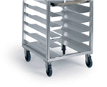 Lakeside Manufacturing 8535 Roll-In Cooler Rack