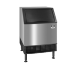"Manitowoc URF0140A 26"" Regular Ice Maker With Bin, Cube-Style - 100-200 lbs/24 Hr Ice Production, Air-Cooled, 115 Volts"