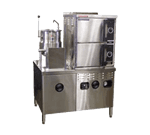 Market Forge Industries 3500M42MT10G Convection Steamer/Kettle Combination