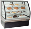 Master-Bilt Products CGB-59 Bakery Merchandiser