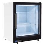 Master-Bilt Products MBCTM4-F Fusion Countertop Freezer Merchandiser