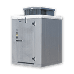 Master-Bilt Products MB5720406COHDX (QUICK SHIP) OUTDOOR Walk-In Cooler