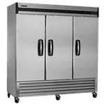 Master-Bilt Products MBF72-S Fusion� Reach-In Freezer