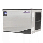 """Maxximum MIM1000NH    30.00""""  Half-Dice Ice Maker, Cube-Style - 1000-1500 lbs/24 Hr Ice Production,  Air-Cooled, 208-230 Volts"""