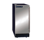 """Maxximum MIM50 14.60"""" Full-Dice Ice Maker With Bin, Cube-Style - 50-100 lbs/24 Hr Ice Production, Air-Cooled, 110 Volts"""