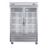 Maxx Cold Maxximum MXCR-49GD Maxx Cold X-Series Upright Refrigerator