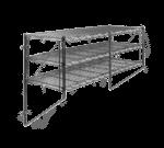 Metro 12WS12C Regular Erecta® Wall Shelf Kit