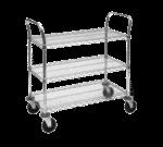 Metro 3SPN55ABR SP Heavy Duty Utility Cart